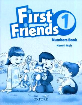 First Friends 1 Number's Book