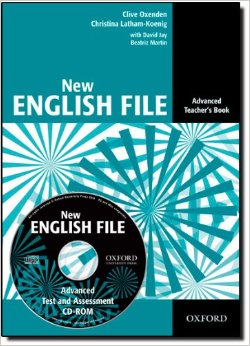 New English File Advanced.Workbook with MultiROM Pack