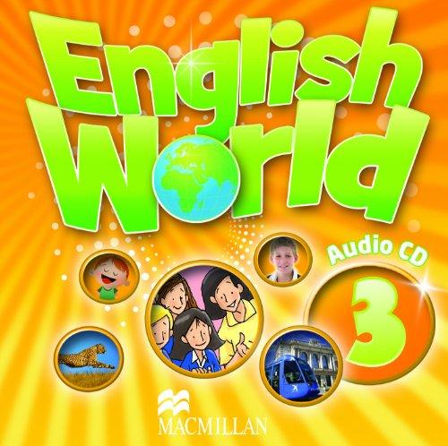Level 3. English World. Audio CD
