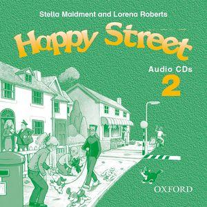 Happy Street 2.Audio CDs (2)