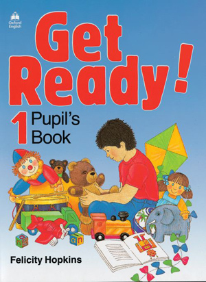 Get Ready! 1.Pupil's Book