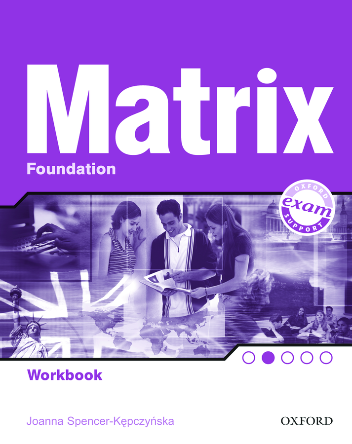 New Matrix Foundation.Workbook