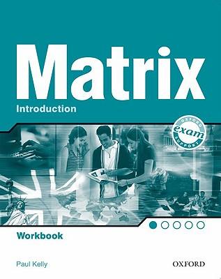 New Matrix Introduction.Workbook
