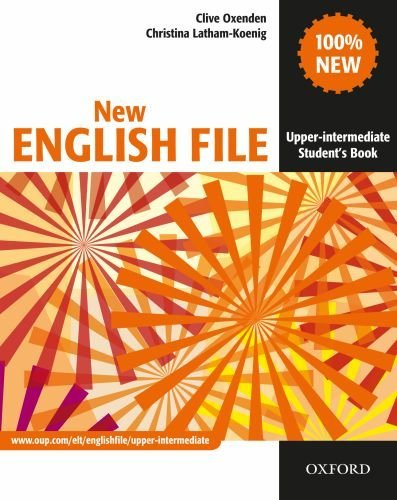 New English File Upper-Intermediate.Student's Book