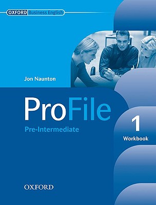 ProFile 1. Workbook