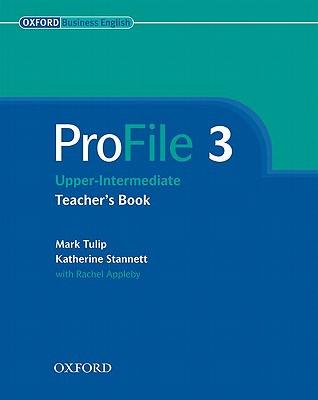 ProFile 3. Teacher's Book