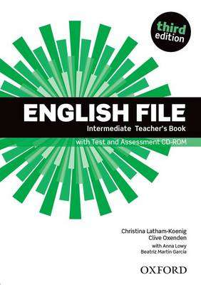 English File, Third Edition Intermediate Workbook with Key
