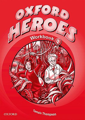 Oxford Heroes 2.Workbook