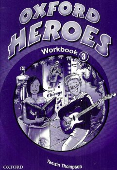 Oxford Heroes 3.Workbook