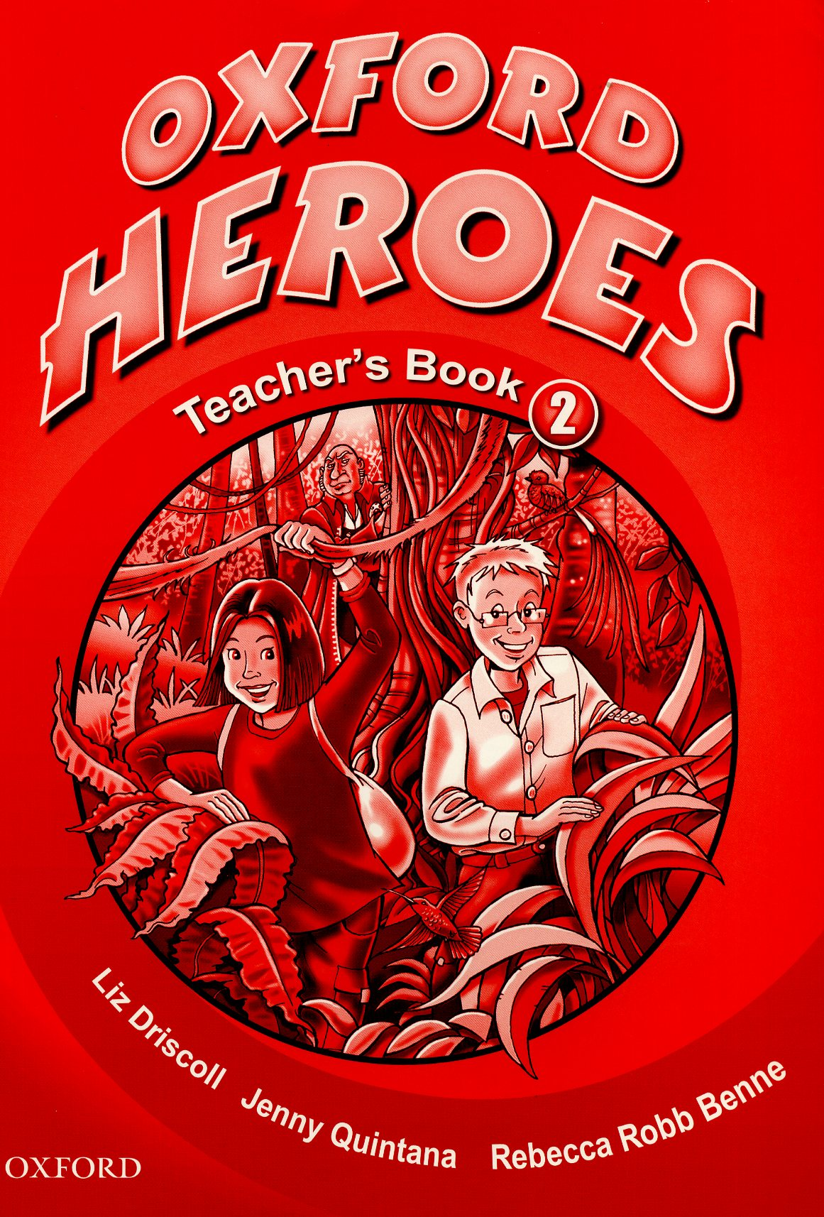 Oxford Heroes 2.Teacher's Book