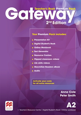 Gateway a2 elementary: sb + wb + tb + tests + cds | bookz ebookz.