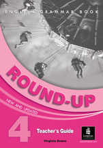 New Round-Up Level 4  Teacher's Book with Audio CD