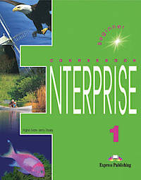 Enterprise 1 Сoursebook Book  Beginner A1