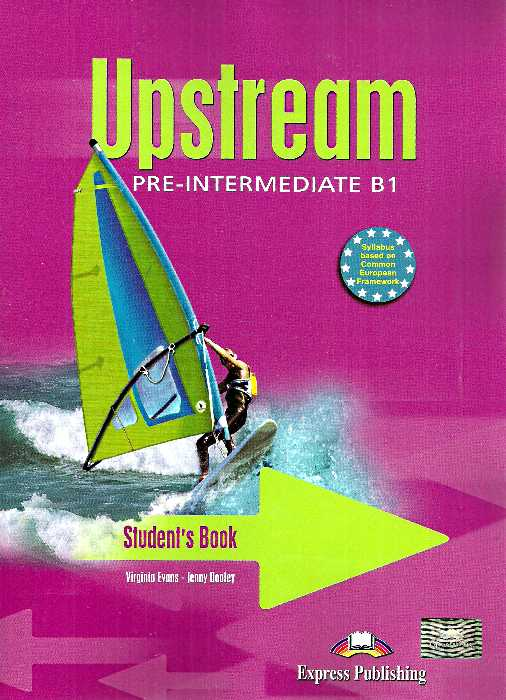 Upstream B1 pre-intermediate SB (student's book)