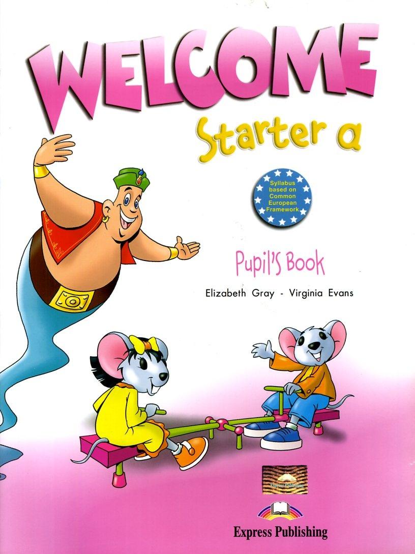 Welcome Starter A SB