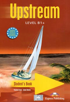 Upstream B1+ SB (student's book)