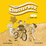 New Chatterbox Level 2.Audio CD