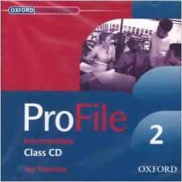 ProFile 2. Class Audio CD