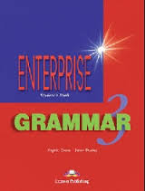 Enterprise 3 Grammar Book  (Pre-Intermediate B1)