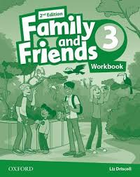 Family and Friends 3.Workbook. Second edition