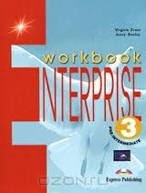 Enterprise 3 Workbook (Pre-Intermediate  B1)