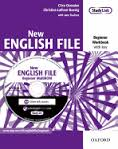 New English File Beginner.Workbook with key and MultiROM Pack