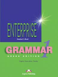 Enterprise 1 Grammar Book (Beginner A1)