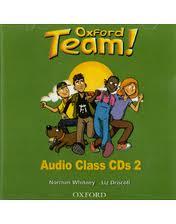 Oxford Team 2 Class CD