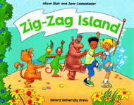 Zig-Zag Island Class Book