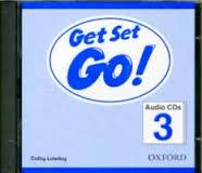 Get Set Go 3 Class CD