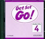 Get Set Go 4 Class CD