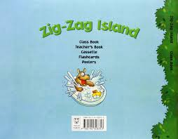 Zig-Zag Island Teacher's Book