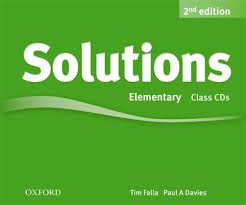 Solutions Elementary Class Audio CDs (3 Discs)