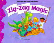 Zig-Zag Magic Class Book