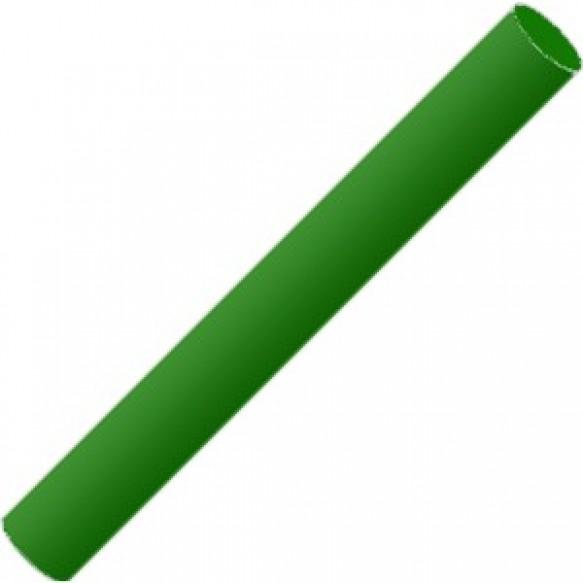 Полимерная глина пластишка зеленая 17г