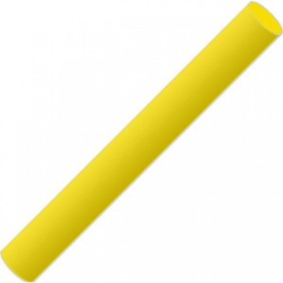 Полимерная глина пластишка светло-желтая 17г
