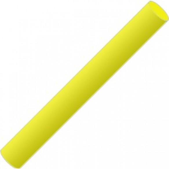 Полимерная глина пластишка лимонная 17г
