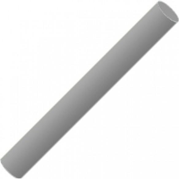 Полимерная глина пластишка серая 17г