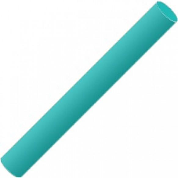Полимерная глина пластишка бирюзовый 17г