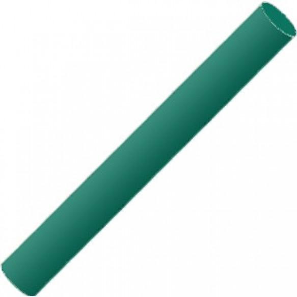 Полимерная глина пластишка изумрудная 17г