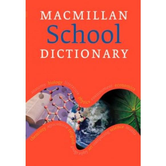 Macmillan School Dictionary