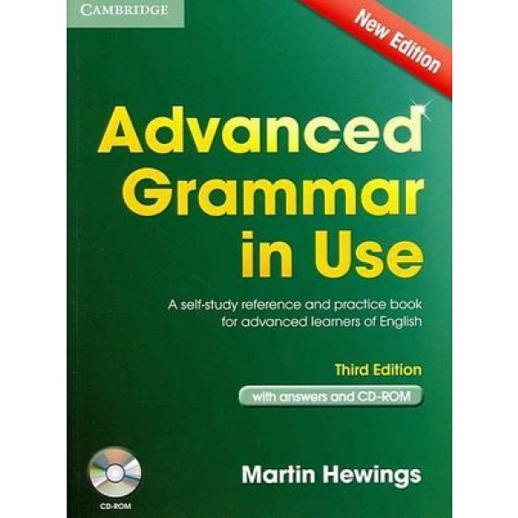 Advanced Grammar in Use  3 Edition Book with answers