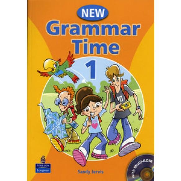 New Grammar Time 1 SB