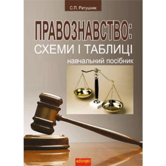 Правоведение Схемы и таблицы Учебное пособие