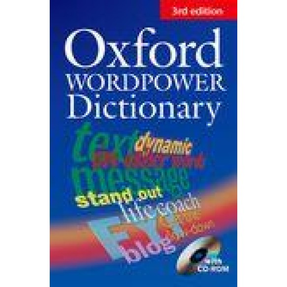 Oxford Wordpower Dictionary 3th edition with Pack