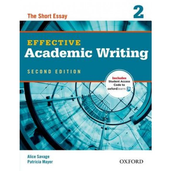 Effective Academic Writing 2e Student Book 2 / Edition 2