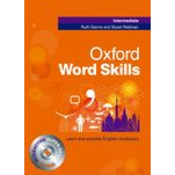 Oxford Word Skills Intermediate Student's Pack (Book and CD-ROM)