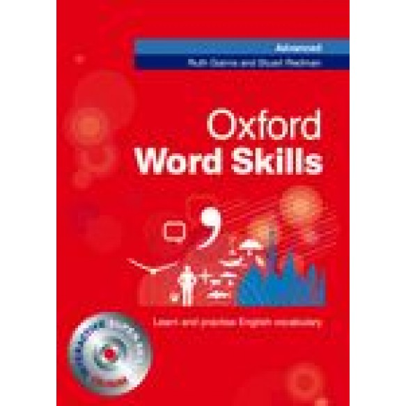 Oxford Word Skills Advanced .Student's Pack (Book and CD-ROM)