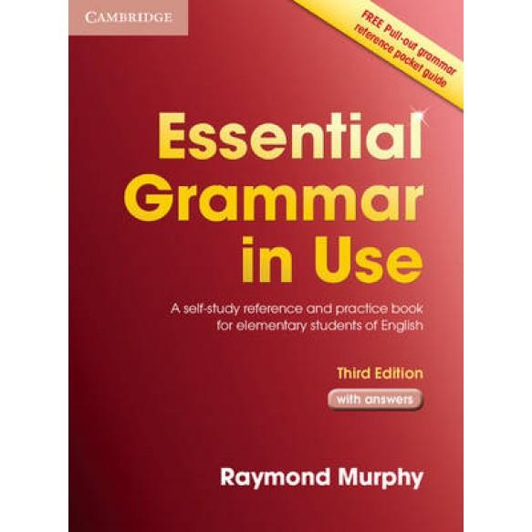 Essential Grammar in Use Third edition Edition