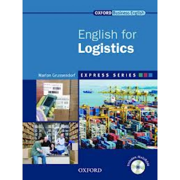 English for Logistics: Student's Book and MultiROM Pack